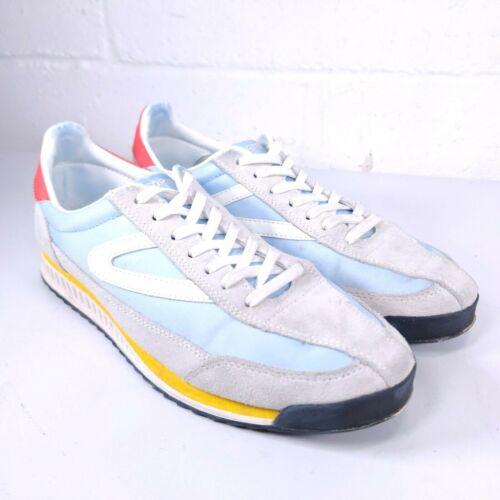 Tretorn Rawlins 2 Light Blue Pastel Sneaker Tennis