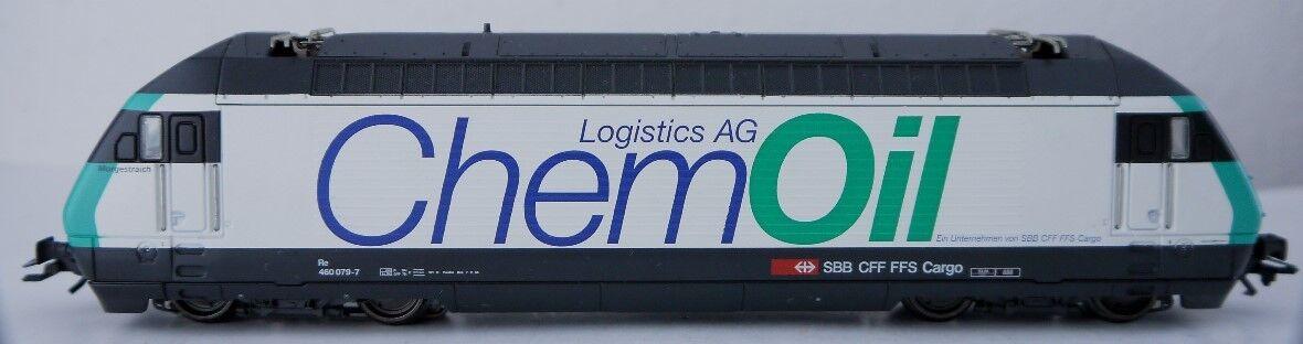 Märklin 39608 ChemOil elektrolokomotive re 460-DIGITALE-OVP