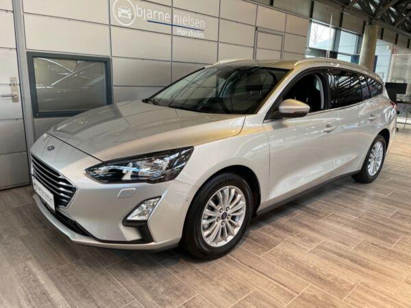 Ford Focus 1,0 EcoBoost mHEV Titanium stc. billede 0