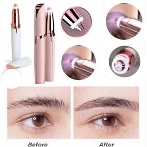 Facial-Finishing-Electric-Hair-Remover-Women-Lipstick-Eyebrow-Epilator-Painless