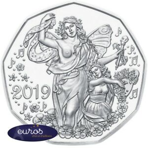 Piece-5-euros-commemorative-AUTRICHE-2019-Le-Nouvel-An-Argent-800-1000