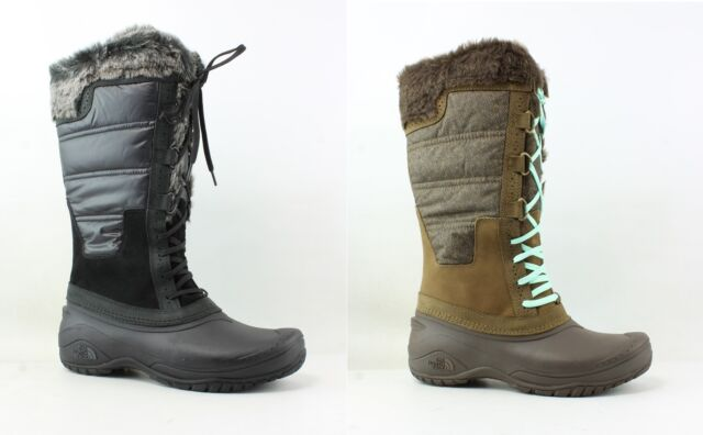 The North Face Womens Shellista II Tall Snow Boots