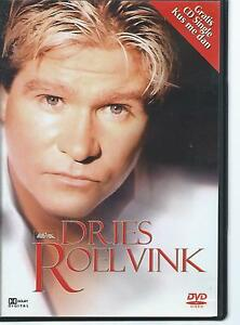 DVD-DRIES-ROELVINK-KUS-ME-DAN-CD-single