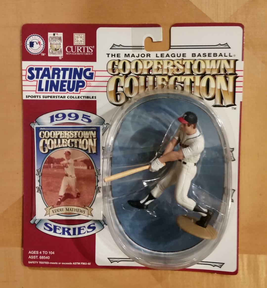 1995 SLU COPPERSTOWN RUTH-KILLEBREW-MATHEWS-PAIGE COMPLETE SET OF OF OF 10 UNOPENDED 3b2a33