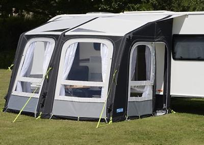 Kampa Ace AIR 300 PRO inflatable caravan porch awning 2020 ...