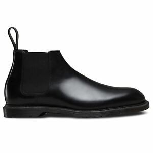 Dr.Martens Wilde Polished Smooth Black Mens Boots