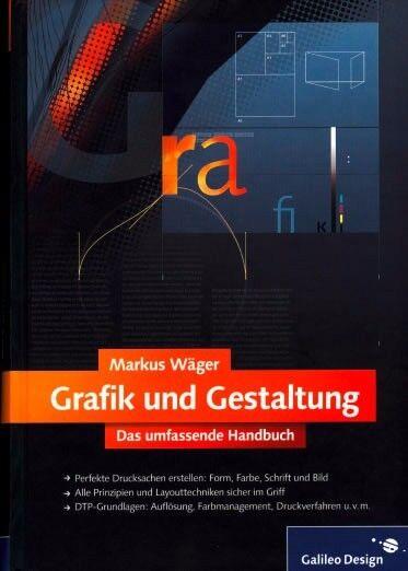 Grafik und Gestaltung von Markus Wäger (2010, Gebunden)