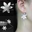 925-Silver-Plated-Long-Drop-Dangle-Tassel-Hook-Earrings-Ear-Women-Jewelry-HOT thumbnail 1