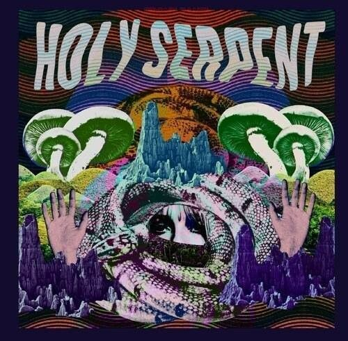 Holy Serpent - Holy Serpent [New CD]