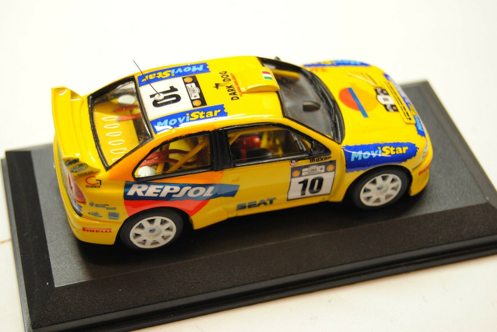 Säte Cordoba WRC 99 tävlings43