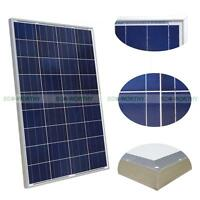 1kw 500w 400w 300w 200w 100w Watt Pv Poly Solar Panel For Build Home Solar Power