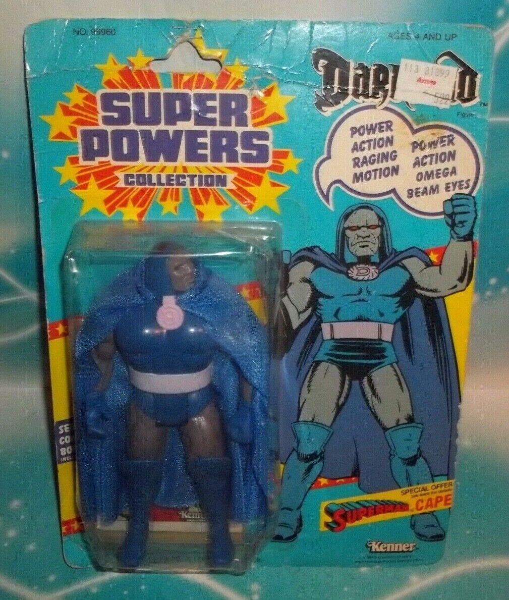 DC SUPER POWERS DARKSEID OF APOCALYPSE FIGURE KENNER 1985 MOC