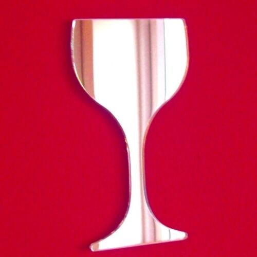 Verre (Plusieurs à Vin en Forme de Miroir Acrylique (Plusieurs Verre Tailles Disponibles) 0b8210