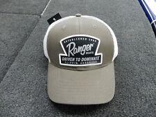 RANGER BOATS DOMINATE CAP  R19A-H658 BASS FISHING HATS