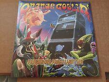 "Orange Goblin – Frequencies From Planet Ten - GREEN VINYL w/ 7""  LP record"