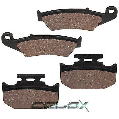 Front Brake Pads For Honda CR125R 1995 1996 1997 1998 1999 2000 2001 2002-2014