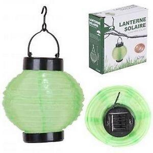 lanterne solaire lampion guirlande lampe exterieur 50 ebay. Black Bedroom Furniture Sets. Home Design Ideas