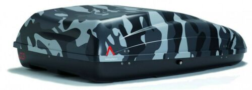 Box Auto Portatutto Portapacchi G3 HELIOS 400 Mimetico Camouflage