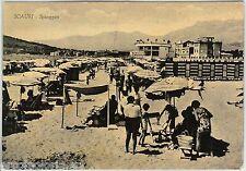 60566  - CARTOLINA d'Epoca - LATINA provincia : Scauri 1952