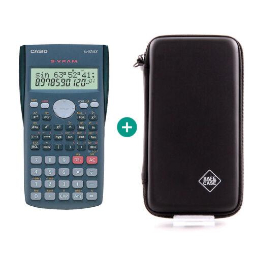 Schutztasche Schutzhülle Casio FX 82 MS Taschenrechner
