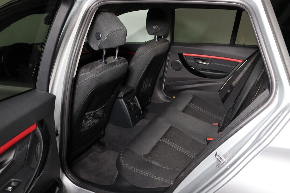 BMW 320d 2,0 Touring Sport Line aut. - billede 6