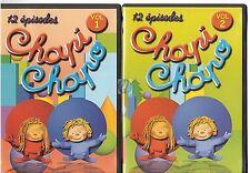 DVD CHAPI CHAPO vol 1 et 2 = 24 épisodes AB video