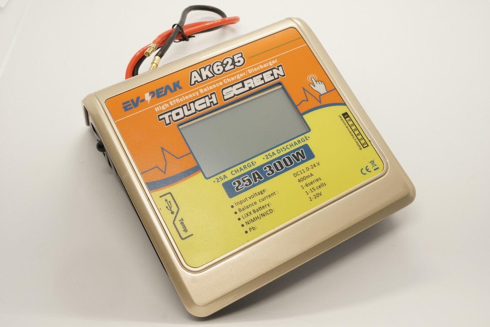 EV-PEAK autoicabatterie AK625 Touch  Screen modellololismo  la migliore moda