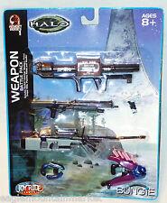Halo ARMORY Series 1 WEAPON BATTLE PACK RARE!! ROCKET LAUNCHER SHOTGUN NEEDLER