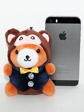 Cute Plush Zodiac Bear Power Bank Cell Phone Tablet Charger 5200mAh - Monkey