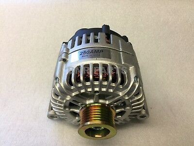 250 AMP Alternator Chevy Camaro SS New High Output 2010-2015 6 2L | eBay