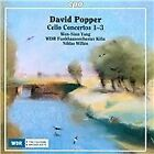 David Popper - : Cello Concertos 1 - 3 (2014)