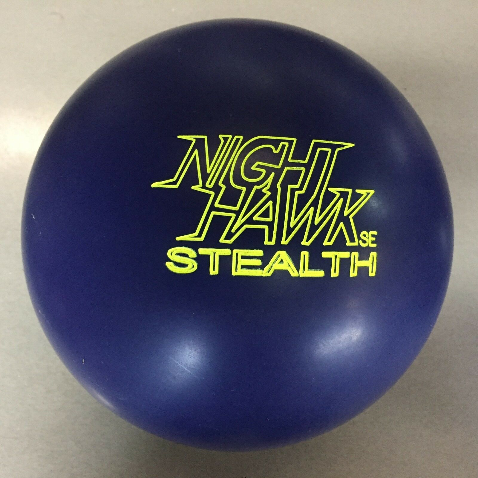 AMF Nighthawk STEALTH SE Bowling Ball  14 lb.  1ST QUAL  BRAND NEW IN BOX