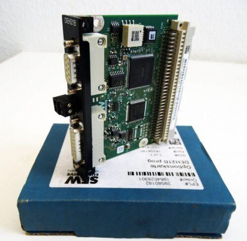Sew Eurodrive deh21b deh 21b 18208185 opción tarjeta feldbuskarte-unused//embalaje original