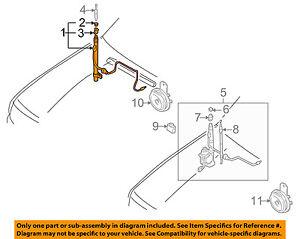 image is loading toyota-oem-96-02-4runner-radio-antenna-8630035090