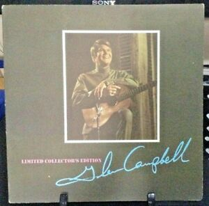 GLEN-CAMPBELL-Limited-Collector-s-Edition-Album-Released-1970-Vinyl-USA
