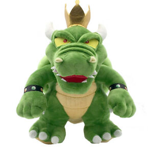 Details About King Koopa Bowser Dic Cartoon The Adventures Of Super Mario Bros 3 Plush Toy 12