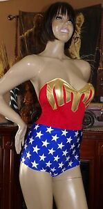 9c756ae39e2c0 Image is loading WONDER-WOMAN-LARGE-STARS-RETRO-VINTAGE-STYLE-HIGH-