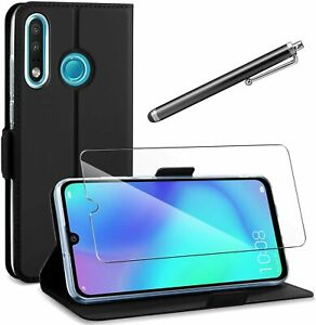AROYI-Coque-Huawei-P30-Lite-Protection-Ecran-Tactile-Capacitif-Stylus-360-Degres