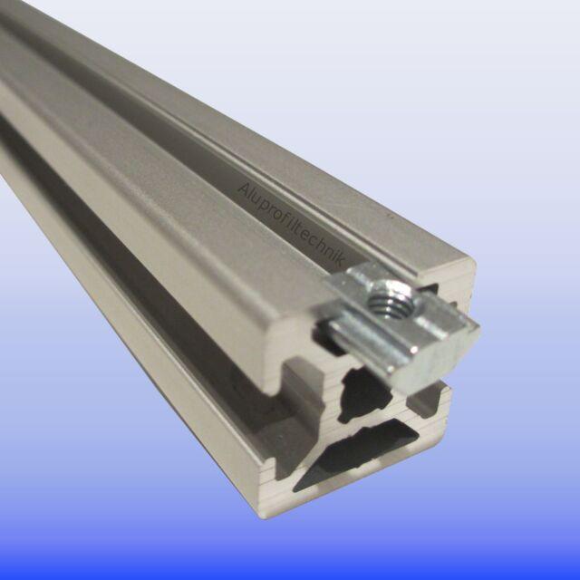 Hammermutter Nut 6 M4  für Alu Profil 20 Nut 6 Bosch Raster   Menge 10-20 50