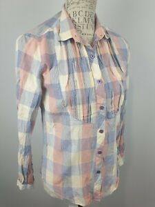 Wrangler-Multicolored-Long-Sleeve-Button-Up-Shirt-Ladies-8
