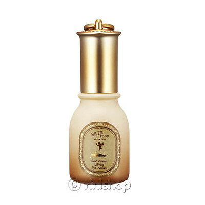 [SKINFOOD] Gold Caviar Lifting Eye Wrinkle Serum 30ml rinishop(A)