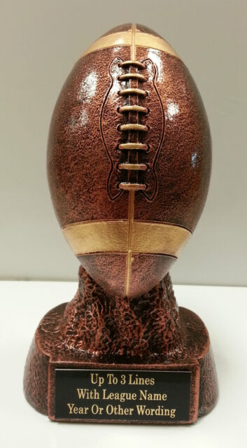 Fantasy Football Trophy - 1st Place - ENGRAVED FREE - SPEEDY Shipping