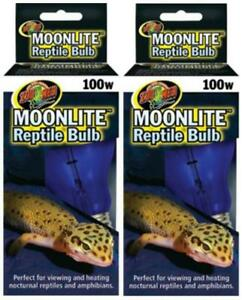 2-Pack-Zoo-Med-Moonlight-Bulb-for-Reptiles-100-Watts