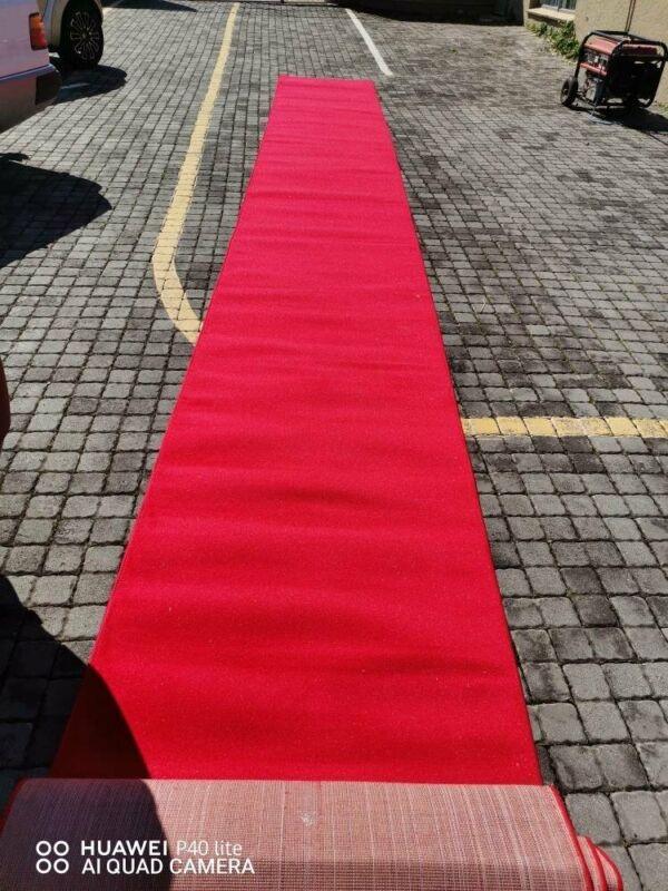 KDL - BRAND NEW ENTRANCE CARPET and STRETCHTENTS FOR SALE