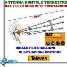 ANTENNA DIGITALE TERRESTRE ALTO GUADAGNO DAT 790 LR BOSS NEW LTE TELEVES 149741