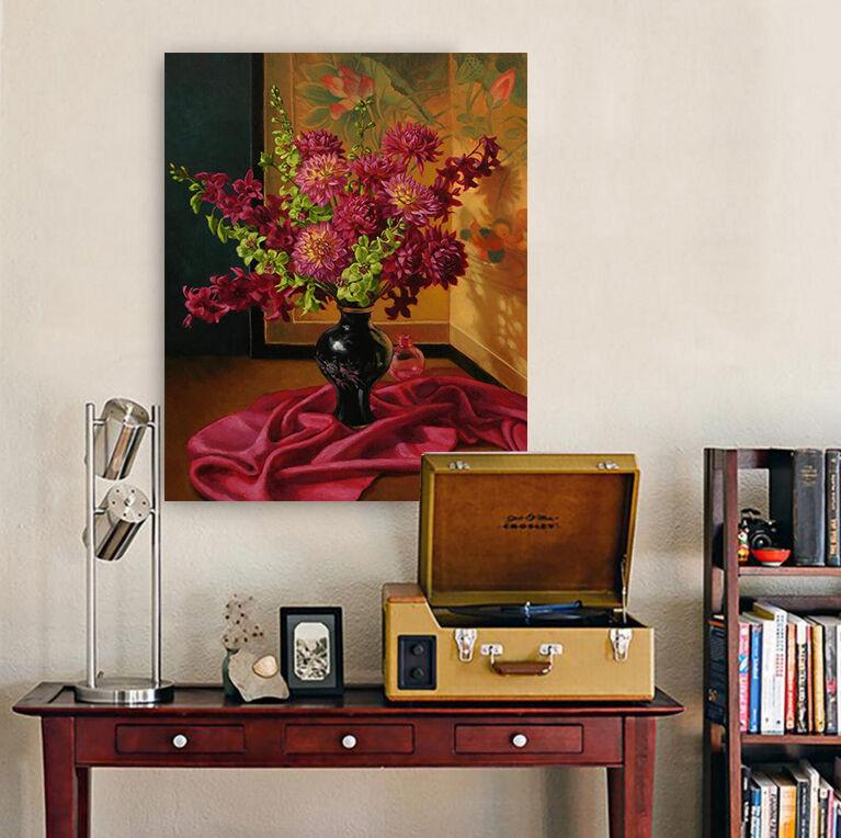 3D Gemälde Blaumen 6897 Fototapeten Wandbild BildTapete Familie AJSTORE DE Lemon