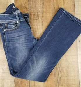 American-Eagle-Original-Boot-Stretch-Jeans-Size-2