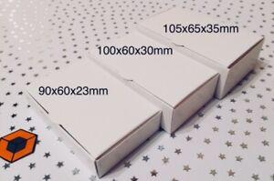 30-50-100-White-Single-Slice-Wedding-Party-Favour-Cake-Boxes-BARGAIN-SALE