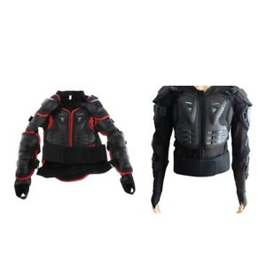 Motorcycle-S-XXXL-Full-Body-Protection-Armor-Jacket-Racing-Spine-Chest-Gear