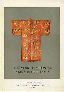 Catalogo Il Kimono Giapponese Anima Di Un Popolo Genova/roma Considerate Aa.vv. 1958 Top Watermelons